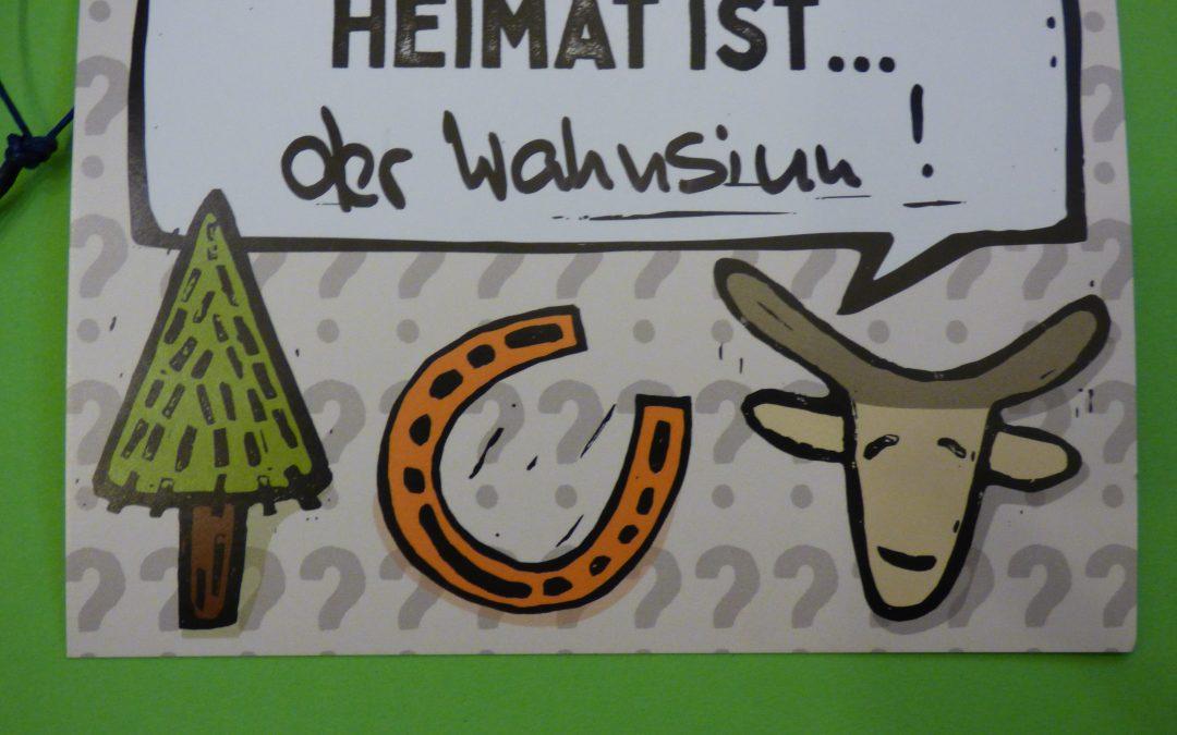 Was ist Heimat? – Die Meinungen der Besucher der Ausstellung Typisch Fichtelgebirge!